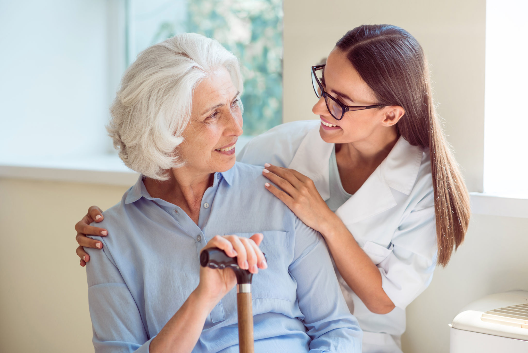 Live life on your terms with our Dallas home care services.