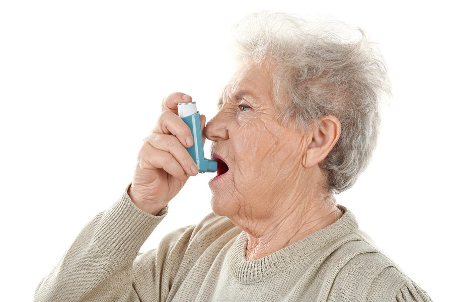 Elder Care in Keller TX: Asthma Symptoms in Seniors