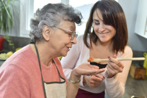 Elder Care in Arlington TX: Healthy Eating Habits