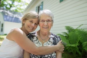Caring for Elderly parents with dementia or alzheimer's