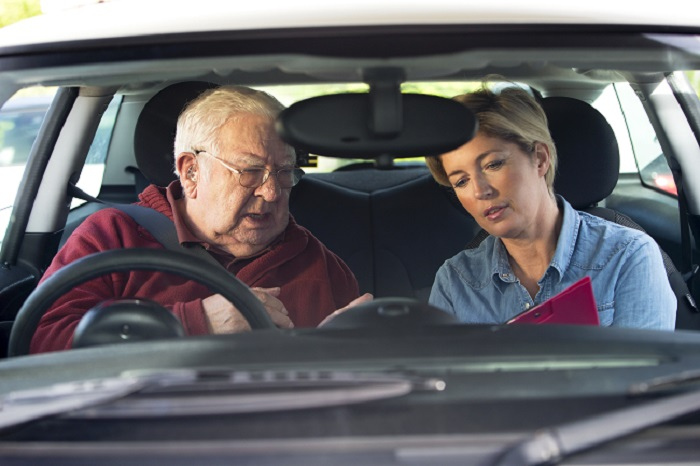 Seniors and driving - dallas custom caregivers services