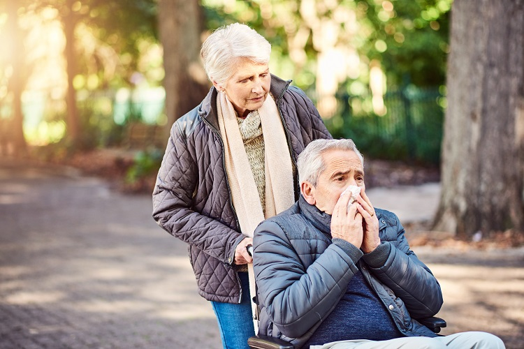 flu symptoms and prevention for seniors