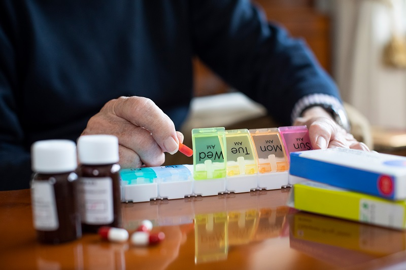 Senior medication organization tips