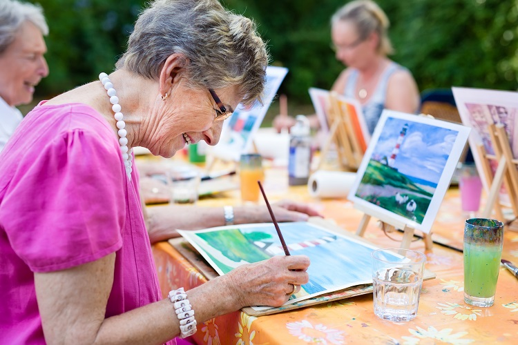 memory boosting activities for seniors